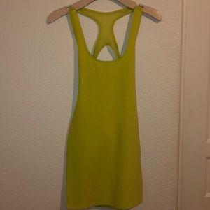 Lime Green Dress Forever21